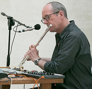 David Toop - Image: David Toop