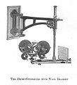 DeZeng's Phoro-Optometer of 1917 with wall mount.jpg