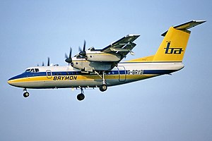 de Havilland Canada Dash 7 - Wikipedia