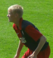 Dean Lisles York City v. Bradford City 18-07-09.png