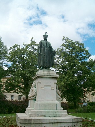 Debrecen - Stephen Bocskay was a Hungarian noble from Transylvania.