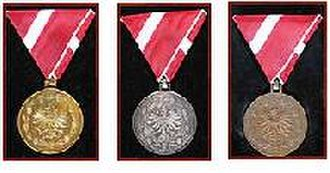Decoration of Honour for Services to the Republic of Austria - Image: Dec Serv Rep Austria 3