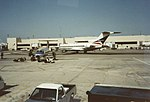 Delta 727 and SkyWest Brasilia @ LAX (32709409615).jpg