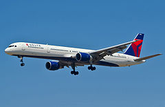 Boeing 757-351 linii Delta Air Lines