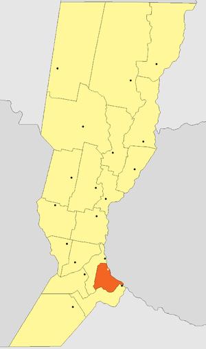 Departamento Rosario (Santa Fe - Argentina)