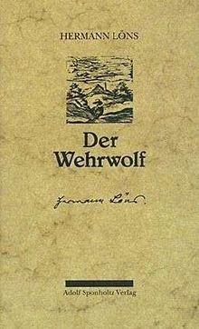 Der Wehrwolf - Hermann Löns (1910).jpg