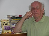 Derek Humphry photo image (2009)