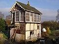 Derelict signal box - geograph.org.uk - 332514.jpg