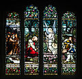 Derry St Columb's Cathedral South Aisle Henry McCay Memorial Window 2013 09 17.jpg