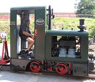 Feldbahn - Deutz OMZ 117F with 2 cylinders