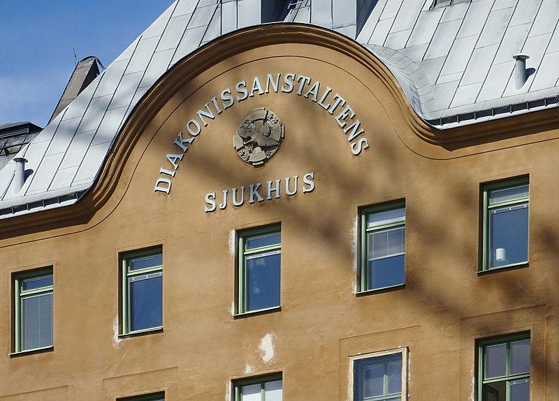 Diakonissanstaltens sjukhus 2011.jpg