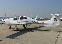 OE-FCS - DA42 - Not Available