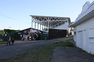 Dickinson County, Michigan - Dickinson County fairgrounds