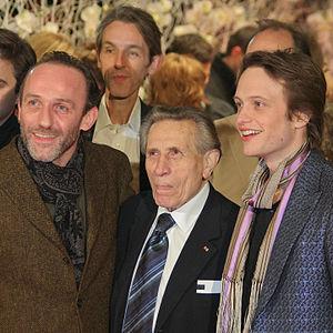 The Counterfeiters (2007 film) - Image: Die Faelscher Premiere