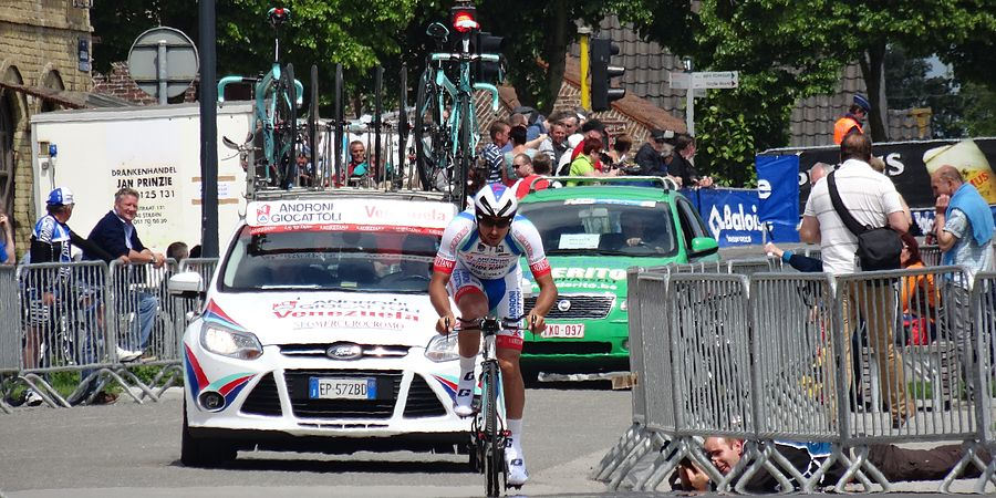Diksmuide - Ronde van België, etappe 3, individuele tijdrit, 30 mei 2014 (B032).JPG