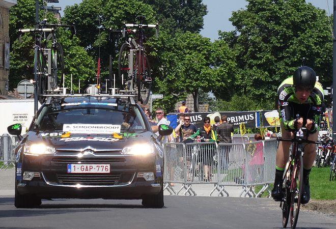Diksmuide - Ronde van België, etappe 3, individuele tijdrit, 30 mei 2014 (B086).JPG
