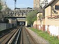 District Line overbridge, Docklands Light Railway - geograph.org.uk - 2355674.jpg