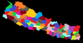 Districts of Nepal (colorful).png