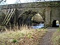 Disused Bridge Over Calder Water - geograph.org.uk - 342431.jpg