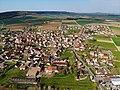 Dittenheim Ortskern Luftaufnahme (2020).jpg