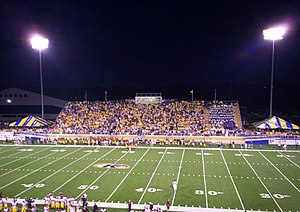 Dix Stadium East Stands.JPG