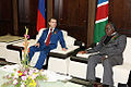 Dmitry Medvedev in Namibia 25 June 2009-3.jpg