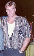 Dolph Lundgren, interprete del personaggio