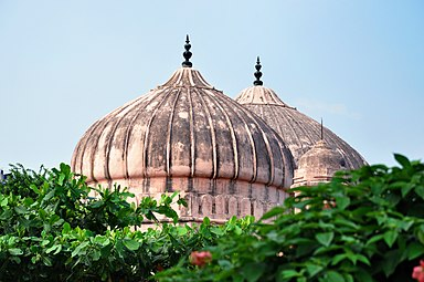 Dome of Lalbagh Kella (Lalbagh Fort), October 2014.jpg