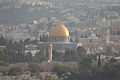 Dome of the rock - View from Mount Scopus - Jerusalem (5100936667).jpg