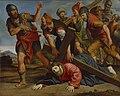 Domenichino - The way to Calvary, c. 1610 (Getty Center).jpg