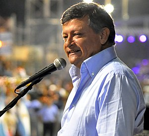 Governor of Chaco Province - Image: Domingo Peppo