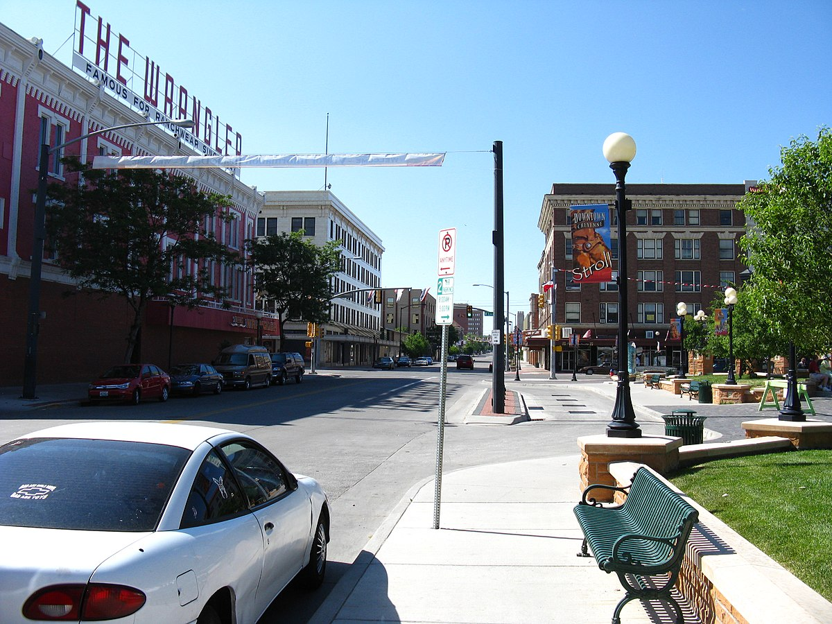 Downtown Cheyenne Historic District - Wikipedia