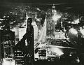 Downtown Chicago at night (August 11, 1956).jpg