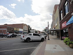Downtown Emporia, KS (2012)