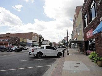 Emporia, Kansas - Downtown Emporia (2012)