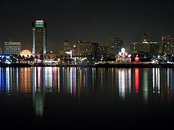 Ocean City Hotels >> Downtown Long Beach - Wikipedia