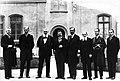 Dr Vladan Dj. Djordjevic, i 7 drugih profesora Medicinskog fakulteta (1924).jpg