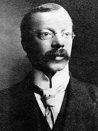 Hawley Harvey Crippen - Crippen c. 1910