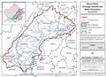 Drainage network of Banas River bain.png