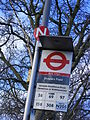 Drapers Field bus stop N, London E15. routes 58, 69,97, 158 308 and N205 (12162297384).jpg