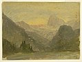 Drawing, The Watzmann, near Berchtesgaden, 1868 (CH 18199623).jpg