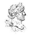 Drawing of Roman Emperor Hadrian (117-138AD).png
