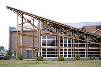 Dryden, Ontario - Dryden Auditorium