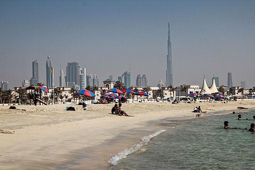 Dubai beach 1