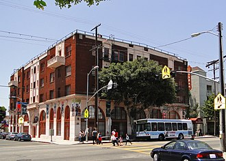 Dunbar Hotel - Originally known as Hotel Somerville, the Central Avenue landmark was a source of pride in the African American community when it opened in 1928.