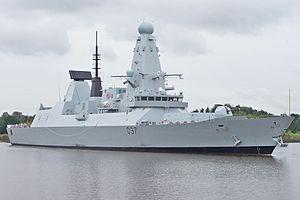 """""""Дънкън"""" (HMS Duncan D37)"""