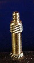 Wonderful Surface Minimale Pour Une Chambre #5: 120px-Dunlop_valve.jpg