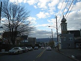 Dunmore, Pennsylvania - Image: Dunmore, Pennsylvania