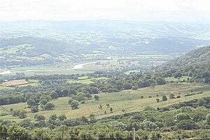 Cymraeg: Dyffryn Conwy English: Conwy valley
