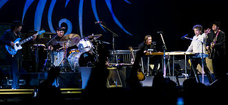 Never Ending Tour - Image: Dylan 2 Spectrum